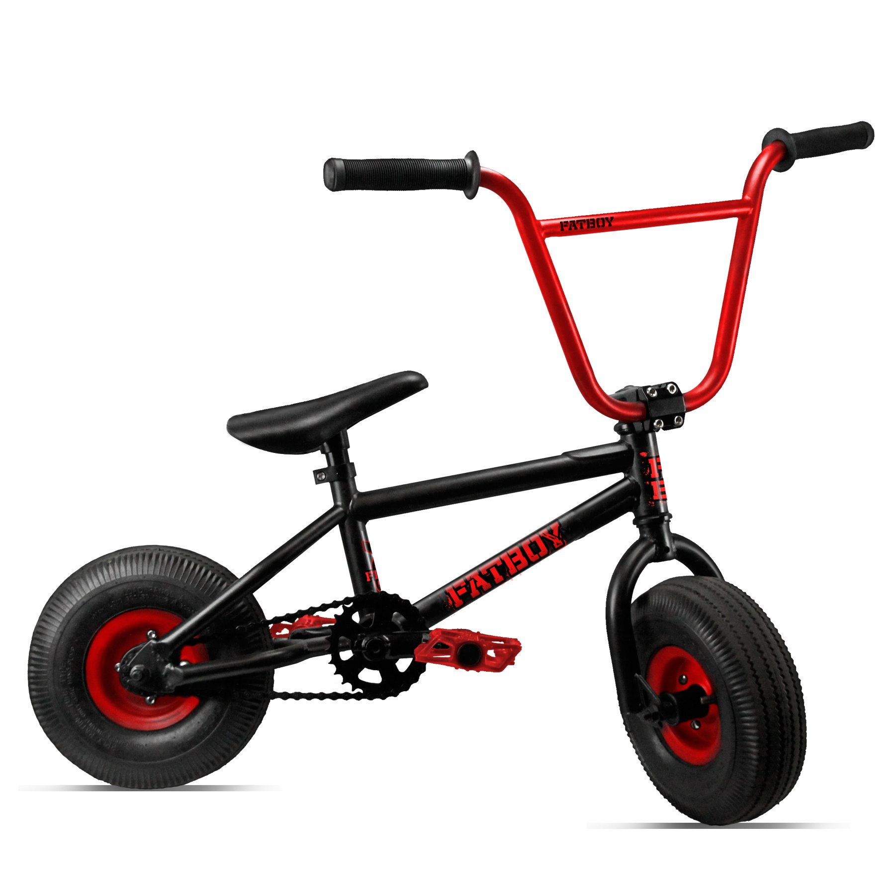 10 Quot Fatboy Mini Bmx Bicycle Freestyle Bike Fat Tires Boy