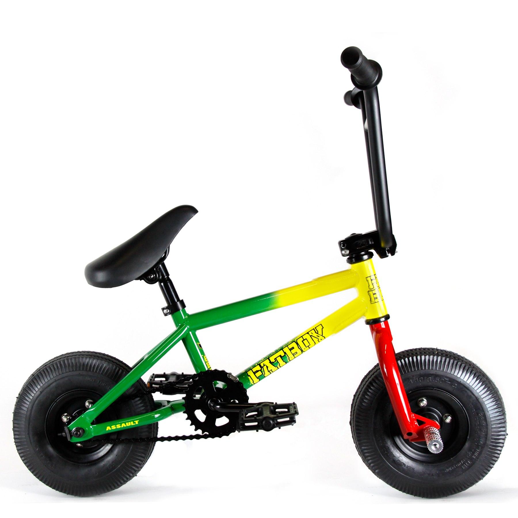 10 Quot Fatboy Mini Bmx Bicycle Freestyle Bike Fat Tires Boy