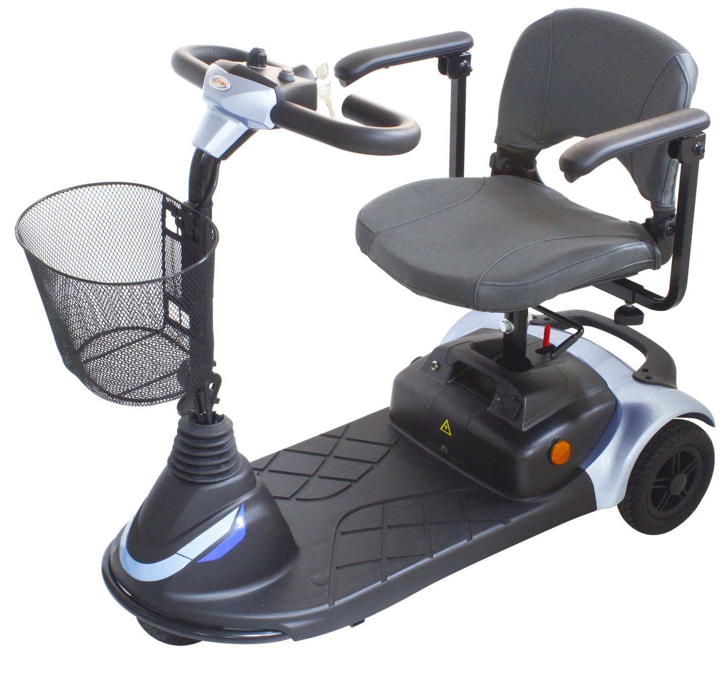 New Ctm Hs 265 3 Wheel Electric Mini Mobility Travel