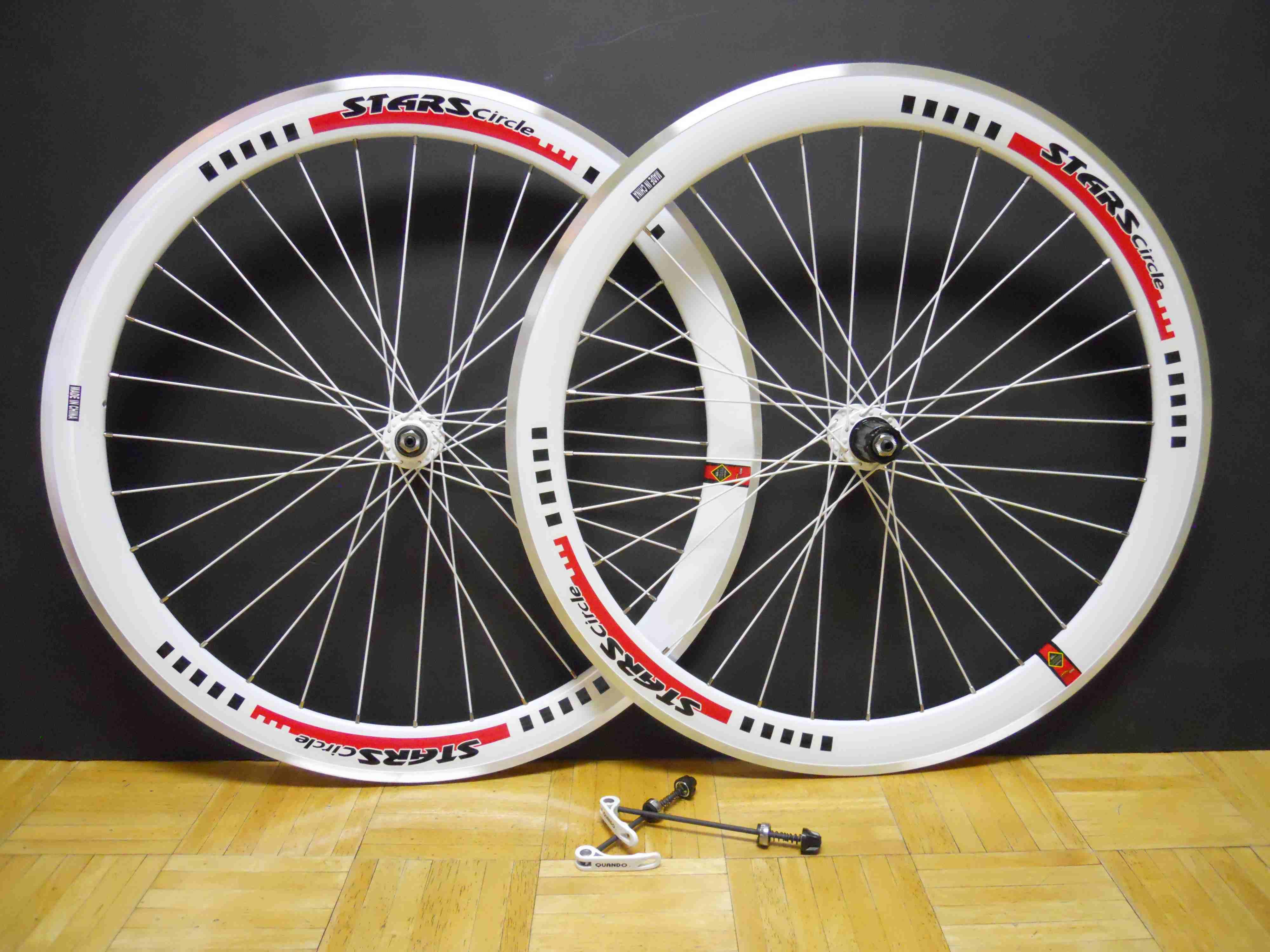 10 Speed Bike Rims : Road bike c mm front rear speed shimano
