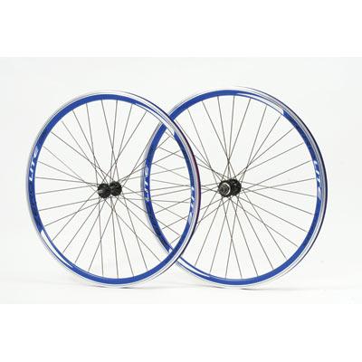 Vuelta Zero Lite Fixed Gear Track 700c Bike Rim Set Blue Road Bike