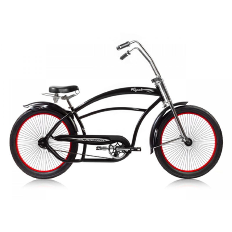 micagi chopper oversize beach cruiser 24 x3 0 tire 68. Black Bedroom Furniture Sets. Home Design Ideas